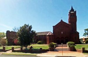 St Raphels Catholic Church Cowra